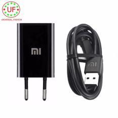 Xiaomi Travel Adapter Charger 1A For Xiaomi And All Type Hp Sejenis