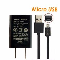 Xiaomi Travel Charger 5V-2A Micro USB Original