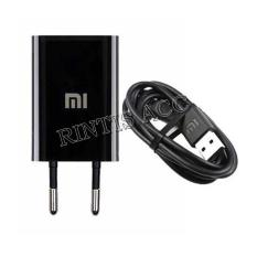 Xiaomi Travel Charger Adapter Optimal 5V-1A - Hitam.