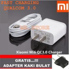 Xiaomi Travel Charger MDY-08-ES Kabel Data USB type C For Xiaomi Mi6 / Mi5 / Mi4C - Original