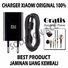 Xiaomi Travel Charger Original Fast Charging 5V 2A Free Handsfree Piston 2Nd Generation Original