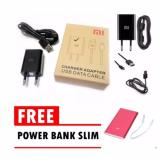 Diskon Produk Xiaomi Travel Charger Original Gratis Powerbank 5800 Mah