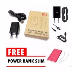 Iklan Xiaomi Travel Charger Original Gratis Powerbank 5800 Mah