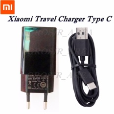XIAOMI Travel Charger Type C 2A - BLACK