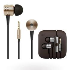 Jual Xiaomi Universal Hansfree Headset Super Bass Earbud 2Nd Gold Generation Original Nu0403 Murah Di Indonesia