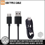 Toko Xiaomi Usb Cable Type C For Mi4C Mi5 Mi5 Etc Black Xiaomi Di Dki Jakarta