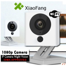 Review Toko Xiaomi Xiaofang Smart Wifi Ip Camera Cctv 1080P With Nightvision Online