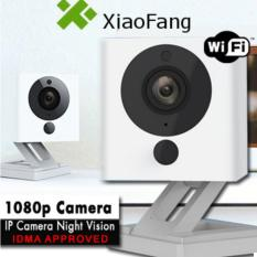 Jual Xiaomi Xiaofang Smart Wifi Ip Camera Cctv 1080P With Nightvision Di Bawah Harga