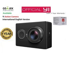 Harga Xiaomi Yi Action Camera 16 Mp Hitam International Version Yg Bagus