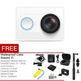 Jual Xiaomi Yi Action Camera 16 Mp Putih Gratis All Package Xiaomi Asli