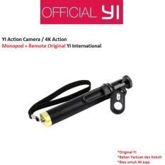 Top 10 Xiaomi Yi Action Camera Monopod Selfie Stick Bluetooth Remote Control Hitam Online