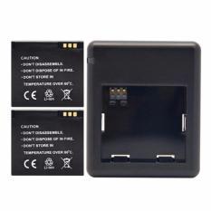 Ulasan Lengkap Xiaomi Yi Complete Set Battery Charger