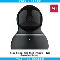 Toko Xiaomi Yi Dome 1080P Smart Ip Camera International Version Black Xiaomi Online
