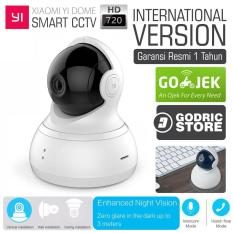 Xiaomi Yi Dome Camera Smart IP Camera 360 CCTV International Version - Putih