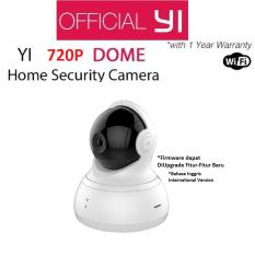 Spesifikasi Xiaomi Yi Dome Home Camera Cctv International Version Putih Yang Bagus Dan Murah