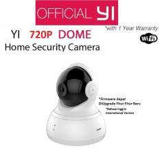 Toko Xiaomi Yi Dome Home Camera Cctv International Version Putih Terlengkap Dki Jakarta