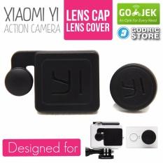 Xiaomi Yi Lens Cap Kotak / Petak for Kingma Waterproof Case
