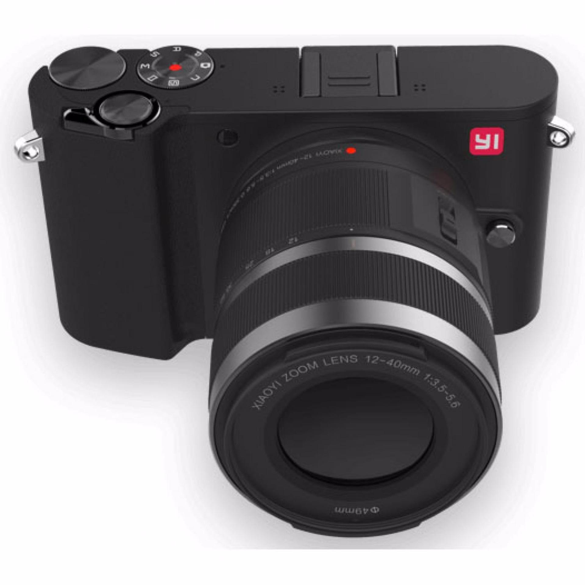 Promo Xiaomi Yi M1 Mirrorless Digital Camera 12 40Mm F3 5 5 6 Lens Indonesia