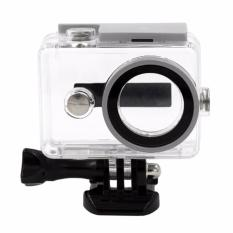Toko Xiaomi Yi Waterproof Case Housing Underwater Putih Termurah