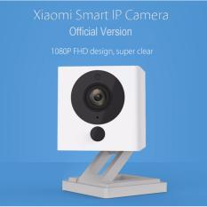 XiaoMi Yi Xiao Fang Kamera Smart IP Camera 1080P FHD CCTV Wifi WIreless dengan Digital Zoom dan Night Vision