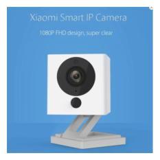 Jual Xiaomi Yi Xiaofang Smart Ip Camera Cctv 1080P Branded Murah