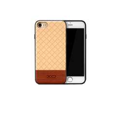 XO Gelin Series Soft Case Casing Untuk Apple Iphone 7 / 7s - Gold