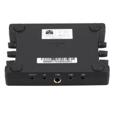 XOX KS108 USB Audio With Antarmuka Jaringan Bernyanyi Perangkat Tinggi Definisi Audio Mixer Kartu Suara untuk Merekam Host Pidato Bicara Apresiasi Musik Hiburan-Internasional