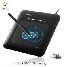 XP-Pen Smart Graphics Drawing Pen Tablet With Passive Pen - G540 Black
