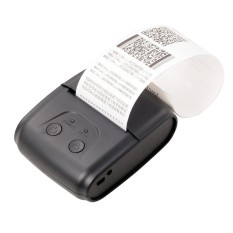 XPRINTER - XP-P200 BT Mini Bluetooth Printer - High Quality Bluetooth USB Port 58mm Thermal Receipt POS Printer - Hitam
