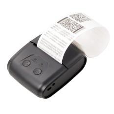 XPRINTER - XP-P200 BT Mini Bluetooth Printer - High Quality Bluetooth USB Port 58mm Thermal Receipt POS Printer - Hitam