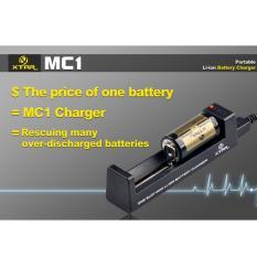 Beli Xtar Mc1 Battery Charger For Li Ion Kredit