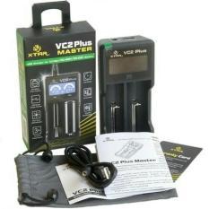 Beli Xtar Vc2 Plus Master Bukan Vc2 Biasa Charger Bisa Cek Isi Real Batre Multi Dengan Harga Terjangkau