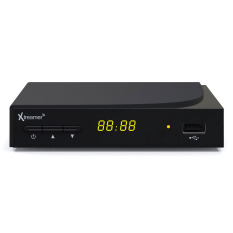 Cuci Gudang Xtreamer Bien 3 Set Top Box Dvb T2 And Media Player Black