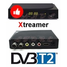 Xtreamer BIEN 3 Set Top Box DVB-T2 TV Digital dan Media Player
