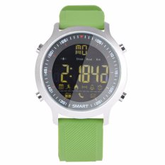 Jual Xwatch Ex18 Outdoor Sport Bluetooth Smart Watch Ex16 Tahan Air Wearable Perangkat Kebugaran Smartwatch Untuk Android Ios Ponsel Intl Ori