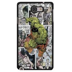 Beli Y M Ponsel For Case Samsung Galaxy Note 2 Populer Hulk Pola Penutup Aneka Warna Yang Bagus