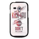 Spesifikasi Y M Ponsel For Case Samsung Galaxy S3 Mini Pola Busana Penutup Surat Aneka Warna Online