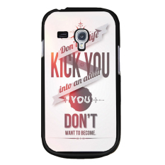 Toko Y M Ponsel For Case Samsung Galaxy S3 Mini Pola Busana Penutup Surat Aneka Warna Termurah Tiongkok