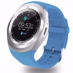 Promo Y1 Bulat Bluetooth 3 Dpt Dipakai Smart Watch Pria Women Klasik Bisnis Smartwatch Untuk Android Intl Hong Kong Sar Tiongkok