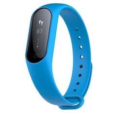 Y2 Plus Wristband Blood Pressure Blood Oxygen Monitor Smart Watch Heart Rate Monitor Smart Band IP67 Waterproof Fitness Tracker Bracelet - intl