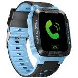 Review Y21 Touch Screen Kids Smart Watch Gprs Gps Lbs Locator Tracker Sos Panggilan Untuk Ios Dan Android Intl Smart Watches Di Tiongkok