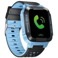 Toko Y21 Touch Screen Kids Smart Watch Gprs Gps Lbs Locator Tracker Sos Panggilan Untuk Ios Dan Android Intl Smart Watches Tiongkok