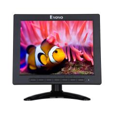 Jual Yacgroup Eyoyo 8 Inch Ips Lcd 1280X800 Hd Monitor Video Screen With Hdmi Bnc Vga Usb For Fpv Video Display Dvd Cctv Security Camera Intl Antik
