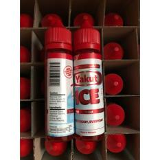 YAKUT ICE YACULT YAKULT PREMIUM LIQUID VAPE 60ML VAPOR ROKOK ELECTRIC