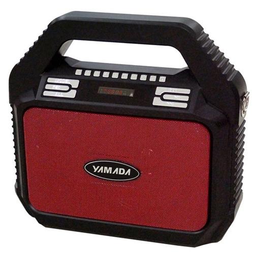 Jual Yamada Speaker Aktif Multifungsi Megaphone Dan Bluetooth Dm Bt20 Hitam Merah North Sumatra Murah