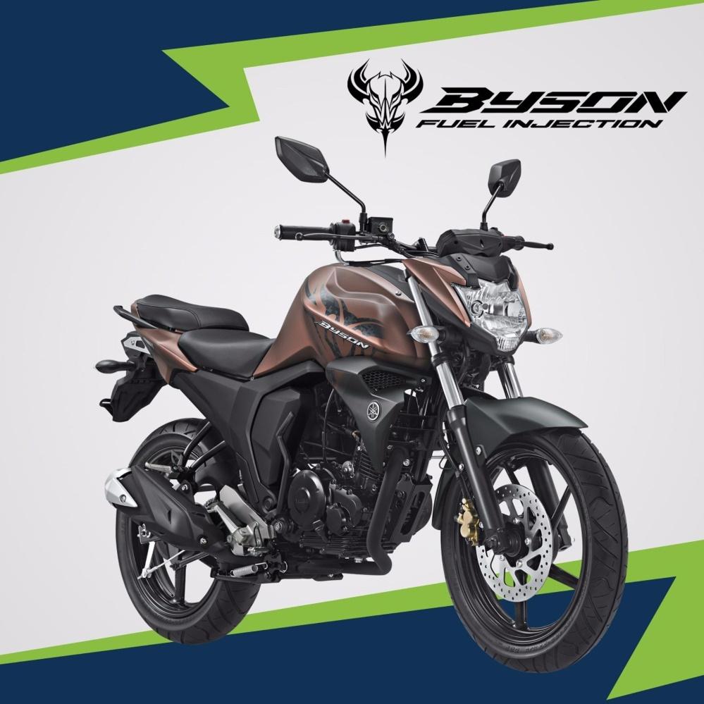 YAMAHA All New BYSON FI - Matte Brown (Jakarta - Banten)