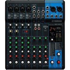 Harga Yamaha Mg10Xu 10 Input Mixer With Built In Fx Dan 2 In 2 Out Usb Interface Fullset Murah