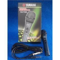 Spesifikasi Yamaha Microphone Legendary Vocal Ym 73S Hitam Online