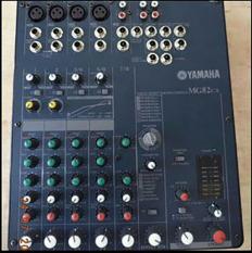 Yamaha Mixer Mg82Cx