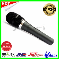 Toko Yamaha Ym 68S Microphone Vocal Profesional Cable Promo Gaes Termurah